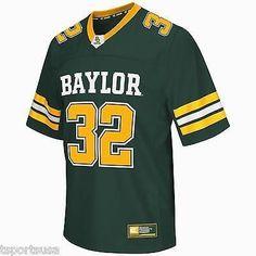 "Baylor Bears Football Jersey NCAA ""Spike It"" Football Jersey"