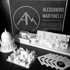 Stampe 3D, biglietti, sito e presentazione... Pronto ad incontrare i professionisti! Ready to meet the pro! ----- #architecture #architettura #3dprinting #3dprint #modellini #models #design #architect #nofilter #drawing #inspiration #fdm #print #model #modelmaking #maquette #next_top_architects #arquitetura  #archidaily #architecturedesign #style #instaarchitecture #photooftheday #followme ----- website: www.alessandromartinelli.com ----- Autore @_alessandro_martinelli_ -----