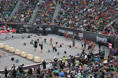 Bucket List: Go to the CrossFit Games. #Inspired #CrossFitGNC #2012RCFGames @CrossFitGames