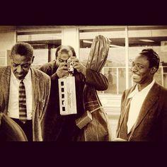 Sonny Boy Williamson, Willie Dixon & Otis Spann