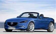 2014 Mazda MX-5 Miata Artist rendering! OMG OMG OMG YES PLEASE!
