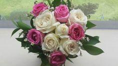 #bridemaid #handbouquet #rosesbouquet