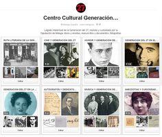Descubre el 27 a través de pinterest - Agenda - Diputación de Málaga