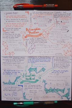 Calculus I notes on Optimization and Newton's Method.