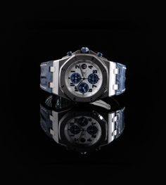 Audemars Piguet Royal Oak Off Shore Navy...i like it!