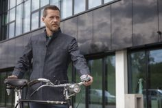 Jürgen Brand - Jacke Anton - Fair Fashion - Manufactured in Austria Business Outfit, Anton, Austria, Bicycle, Womens Fashion, La Mode, Trial Bike, Woman Outfits, Bicycle Kick