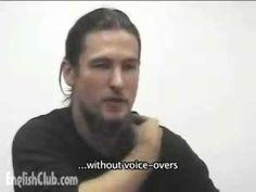 ROMANIAN ACCENT VARIOUS ▶ Romanian men & women speaking English language / discussing learning English- YouTube