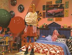 That your parents would give you a kick-ass bedroom like Clarissa's… | 24 Dreams All '90s Girls Had That Never Came True