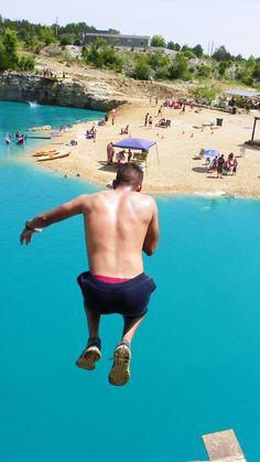 Fugitive beach rolla mo missouri travel pinterest for Ideas for mini vacations