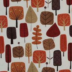 Finland fabric is featured in curtains, roman blinds and cushions in the best dressed dining room