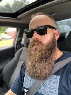 for men who love long bearded men Bald With Beard, Red Beard, Full Beard, Epic Beard, Walrus Mustache, Beard No Mustache, Long Beard Styles, Hair And Beard Styles, Great Beards