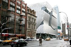 HALL OF SHAME 41 COOPER SQUARE, NEW YORK CITY Architect: Thom Mayne of Morphosis Opened: 2009------People avoid this place. Architectural critics praise it with absurd language that is disconnected from the reality of how the building makes people feel. The arrogant 1 percent fail to understand how the 99 percent react. Photo: Vincent Desjardins via Flickr.