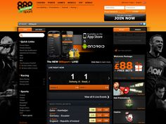 888sport – The Safest Bet 888sport continues to offer more of everything: more Free Bets; more Promotions; more Live Betting events; more Markets; more competitive odds; more peace of mind with even more invested into customer service and safety online so that you can make a bet with confidence. - See more at: http://www.stayonpoker.com/review/888-sport/#sthash.zM0XkPgL.dpuf