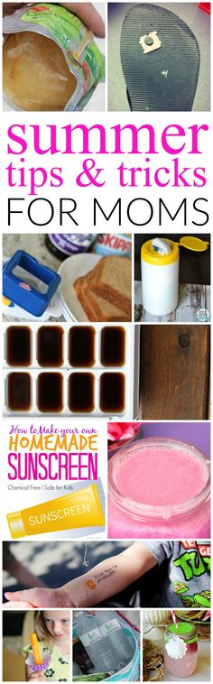 Summer Tips Tricks for Moms! These Summer Hacks are great Beach Ideas and also Great for Road Trip&; Summer Tips Tricks for Moms! These Summer Hacks are great Beach Ideas and also Great for Road Trip&; Beach Hacks, Beach Ideas, Curling, Homemade Sunscreen, Camping For Beginners, Bbq, Summer Lunches, Summer Crafts, Summer Kids