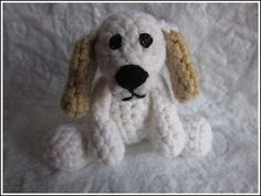 Prince the Tiny Puppy Crochet pattern by Melissa's Crochet Patterns | Knitting Patterns | LoveKnitting