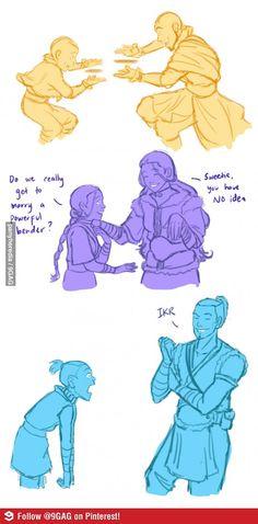 Love Avatar the Last Air Bender!