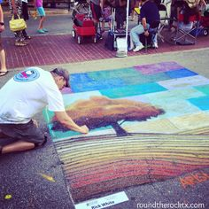 2014 Round Rock Chalk Walk & Arts Festival ~ October 3 & 4, 2014 - R We There Yet Mom? | Family Travel for Texas and beyond...
