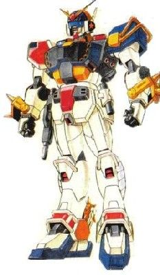 GF7-023NA Gundam Freedom is a Mobile Fighter for the nation of Neo America built for the 7th Gundam Fight. It is unknown if this unit is the same as GF2-014NA Gundam Freedom which participated in the 2nd Gundam fight as referenced in G Gundam's Background History.