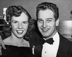 Jacqueline Witte & Paul Newman, his first wife, 1949 to 1958, divorced to marry Joanne Woodward. They had three children.
