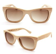 1db888ecb5 handmade bamboo brown sunglasses 1055 c01 by TAKEMOTO