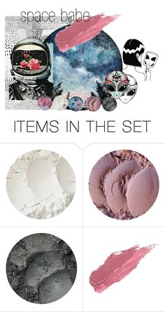 """space babe"" by susanne-pedersen-1 on Polyvore featuring art"