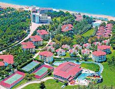 Melas Hotel Side