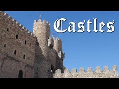 Castles for Kids: What is a Castle? Medieval History for Children - FreeSchool Medieval World, Medieval Times, Medieval Castle, Medieval Art, Renaissance Art, Middle Ages History, Tapestry Of Grace, Best Pc Games, Facts For Kids