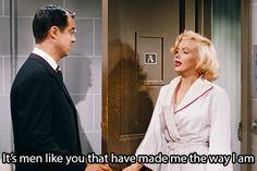Marilyn Monroe - Gentlemen Prefer Blondes (1953)