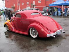 36 Ford on the GO by bballchico, via Flickr