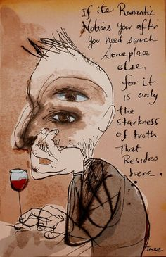 Loui Jover - The Starkness of Truth