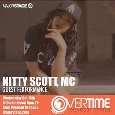 Nitty Scott MC: 'The Rap Halle Berry'