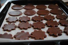 Bengtssons Baksida: Småkakor med chokladsmak