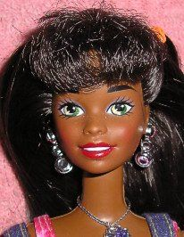 Know Your History: Christie, the First Black Barbie Doll.