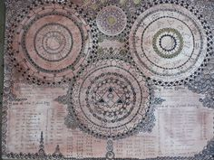 Custom Astrological Charts by almaalchemista on Etsy, $25.00