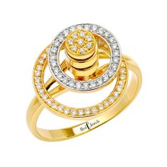 Red C Jewels Forever Spinning Ring - http://www.redcjewels.com/