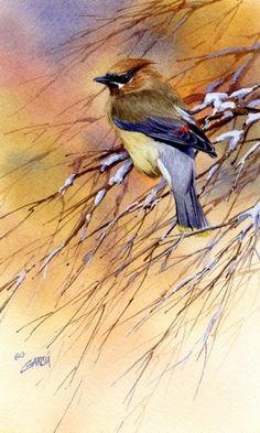 Painting by artist Joe Garcia.