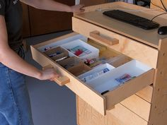 CNC Workstation 5 by oskay, via Flickr