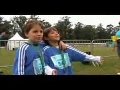 A importância do esporte para as crianças