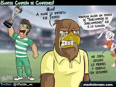 Santos Campeón de Campeones - Ubaldo - mediotiempo.com