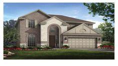 Benito Model Taylor Morrison Homes in Crystal Falls, Leander. $275,00+