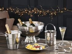 New years eve is approaching, time to add necessities to your kitchen - starting with our champagne bucket of course!