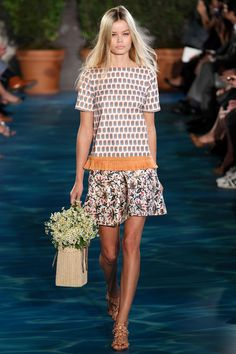 Tory Burch | Spring 2014 Ready-to-Wear Collection | Style.com