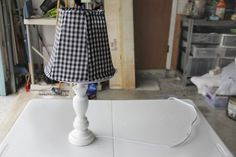 Homemade lampshade tutorial homemade tutorials and lampshades how to make a lampshade from scratch keyboard keysfo Gallery