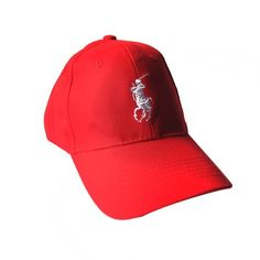 COM - Cheap Ralph Lauren Hats Red Sale Ralph Lauren Outlet Casquette Rouge, 877b6b18d1c