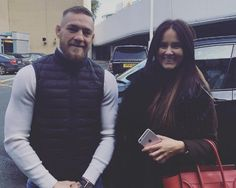 Conor McGregor Baby: Is Dee Devlin Pregnancy? Here's The Truth - http://www.morningledger.com/conor-mcgregor-baby-pregnancy/13120547/