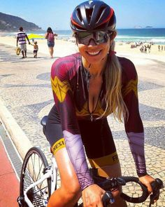 As a beginner mountain cyclist, it is quite natural for you to get a bit overloaded with all the mtb devices that you see in a bike shop or shop. There are numerous types of mountain bike accessori… Women's Cycling, Cycling Girls, Cycling Wear, Cycling Outfits, Road Bike Women, Bicycle Women, Bicycle Race, Bicycle Girl, Mountain Biking Women
