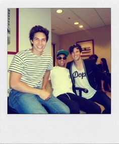 These guys seriously have no idea how much they mean to me. I will miss Allstar Weekend with all my heart, and I can't help but feel like a chapter in my life is ending... I know their new project will be amazing though, and I will always be with and support them 100% of the way! Love you crazies!<3