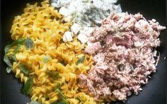Recette One pot pasta au thon économique et simple > Cuisine Étudiant