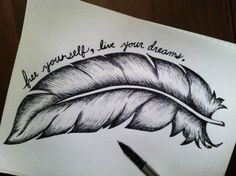 free yourself, live your dreams.. tattoo idea