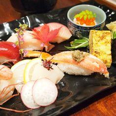 .@Harbour City   Where should I start? #sushi #japanese #food #foodporn #instafood #foodstagra...   Webstagram